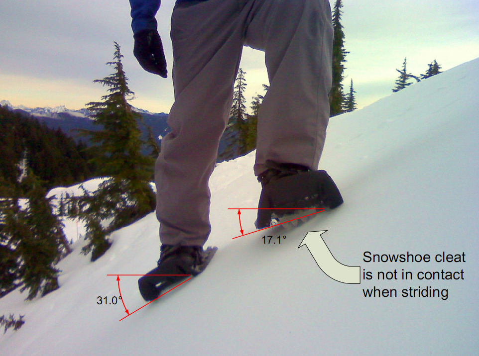 How to Kill Yourself Snowshoeing