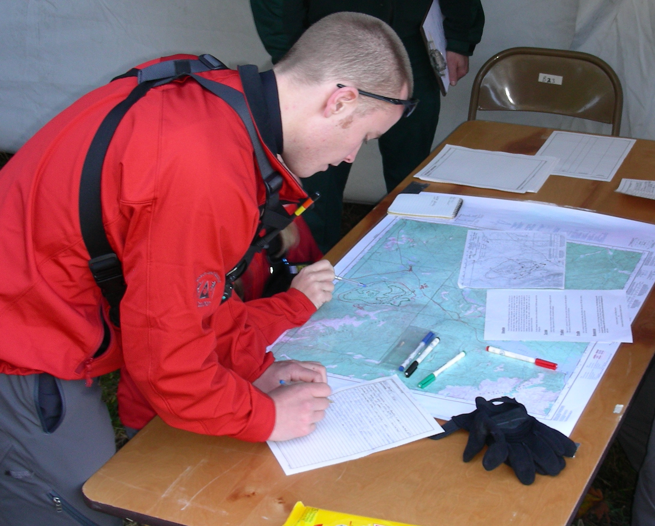SAR Day 1: operational, administrative and training