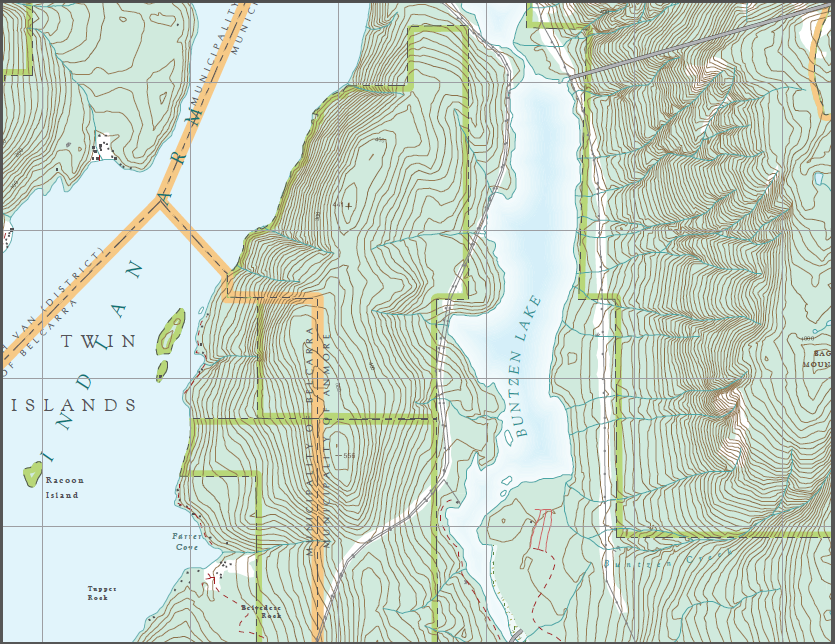 BC TRIM Maps are just PDF