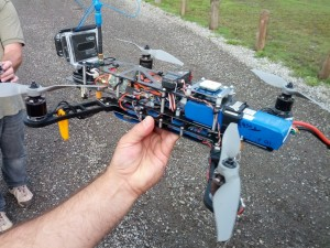 QuadCopter UAV