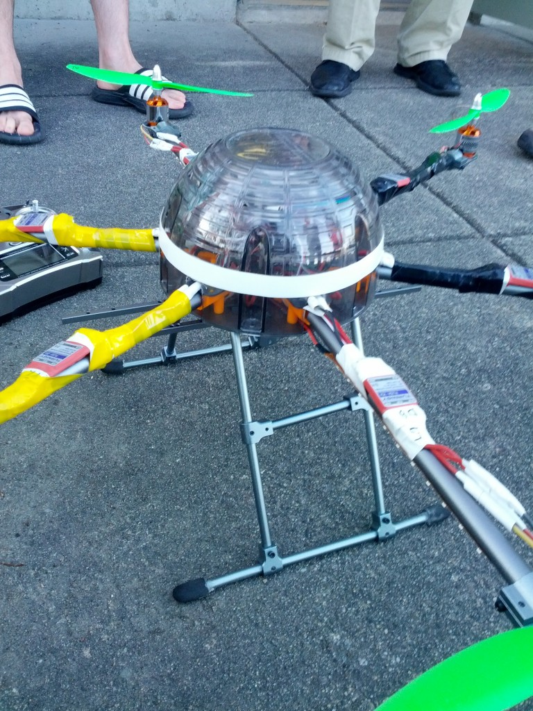 Uses for UAVs in SAR