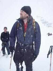 Ski near Golden