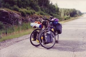 The Bike Lean small