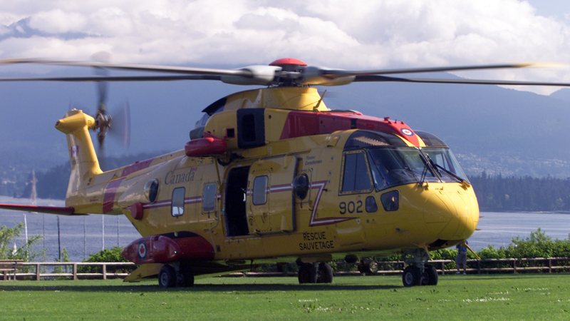 RCMP to be charged for CH-149 Cormorant
